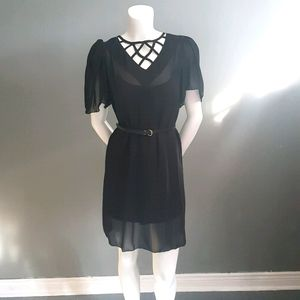 🖤VINTAGE Lbd🖤 Made In Canada 🍁